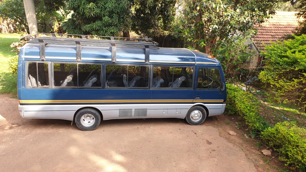 coaster bus for hire - group travelers