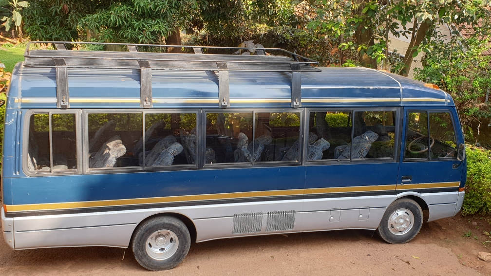 coaster bus for hire - group car rental