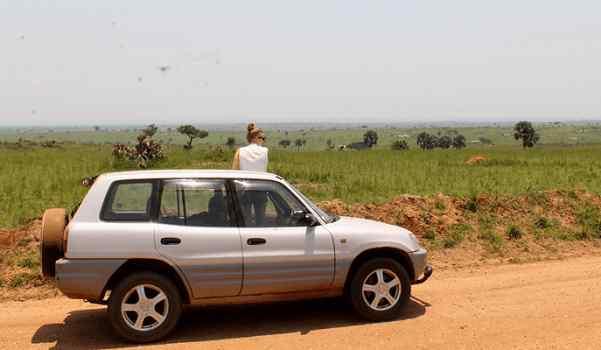 rav 4 carhire uganda