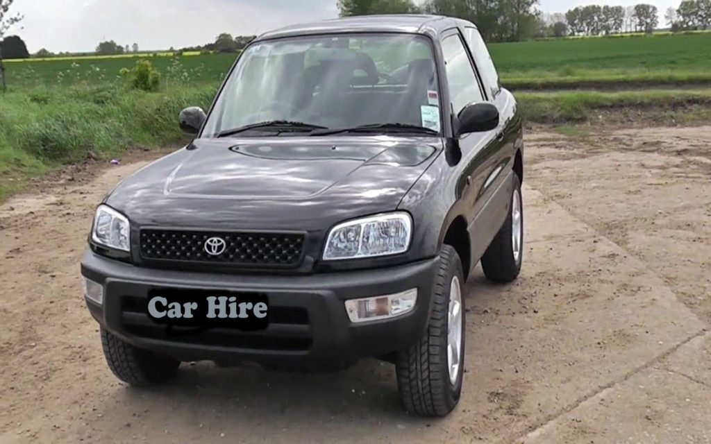 4x4 Toyota Rav4 for Hire. Budget Self-drive Car Rentals in Uganda