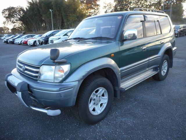 toyota land-cruiser tx