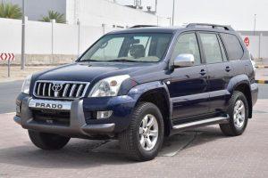 4x4 Toyota Prado Land Cruiser Uganda Cars for Hire on Selfdrive
