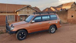 Land Cruiser Car Hire Uganda
